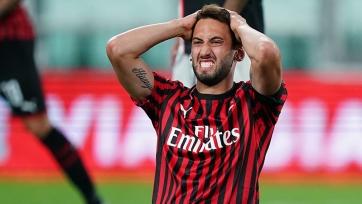 Чалханоглу может пропустить три матча «Милана»