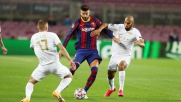 «Барселона» переподписала Пике, тер Штегена, Де Йонга и Лангле