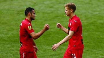 «Уфа» и «Ахмат» вышли в плей-офф Кубка России