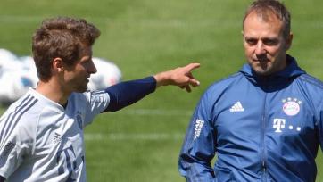 Флик: «Мюллер - продолжение руки тренера на поле»