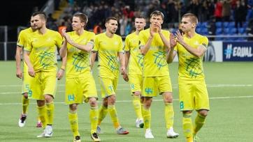 «Астана» одержала первую победу под руководством Тихонова
