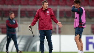 Гончаренко: «Злую шутку сыграл быстрый гол»
