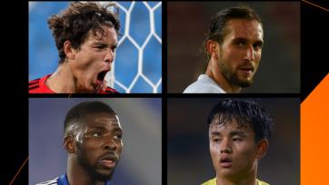 Названы претенденты на звание игрока недели в Лиге Европы. Двое из четырех – авторы хет-триков