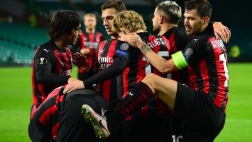 «Милан» продлил свою беспроигрышную серию