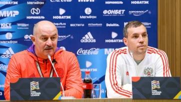 Черчесов: «Если бы Дзюба забивал всё, то играл бы в Барселоне»