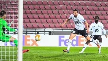 Юсуф Языджи признан игроком 1-го тура Лиги Европы
