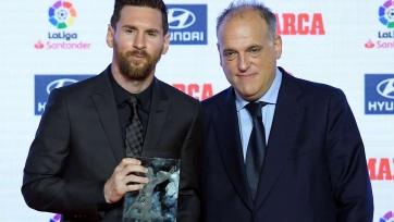 Президент Ла Лиги: «Уход Месси не станет драмой для нас»