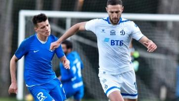 Московское «Динамо» уверенно обыграло «Сочи»