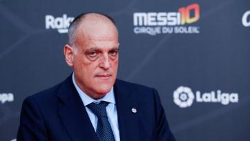 Тебас: «Европейская Суперлига – идеальный проект, чтоб потерять деньги»