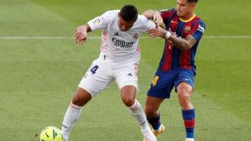«Реал» обыграл «Барселону» на «Камп Ноу»