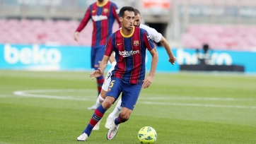 Бускетс: «Барселона» была наказана слишком сурово»