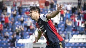 Симеоне забил за «Кальяри» четыре гола в пяти турах Серии А