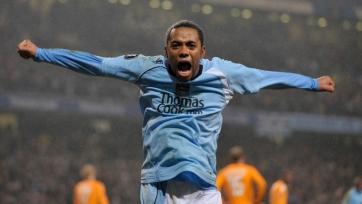 Почетный «гражданин». Как Робиньо стал первой звездой «Манчестер Сити»