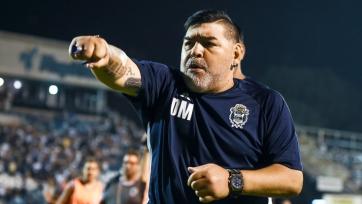 Марадона: «Роналду и Месси впереди всех»