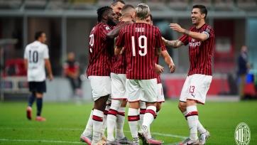 «Милан» повторил собственный рекорд 61-летней давности