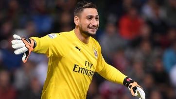 «Милан» ведет переговоры с Доннаруммой о продлении контракта