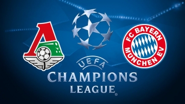 «Локомотив» – «Бавария». 27.10.2020. Где смотреть онлайн трансляцию матча