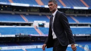 Мальдини надеется усилить «Милан» зимой