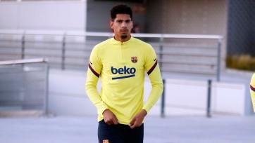 «Барселона» намерена продлить контракт с Араухо