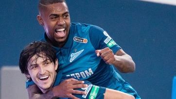 Малком и Азмун пропустят матч против «Боруссии» Дортмунд