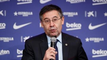 Бартомеу: «Барселона» приняла предложение об участии в европейской Суперлиге»