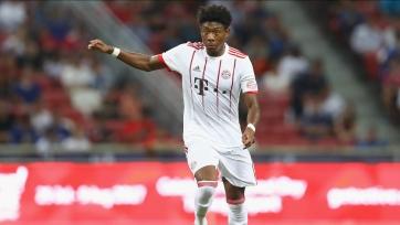 «Бавария» вновь не смогла договориться с Алабой о продлении контракта