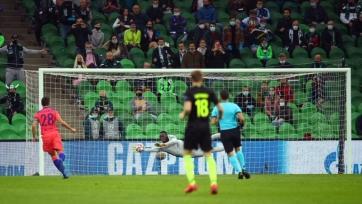 «Краснодар» - «Челси» - 0:4. Текстовая трансляция матча