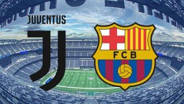 «Ювентус» – «Барселона». Составы на матч