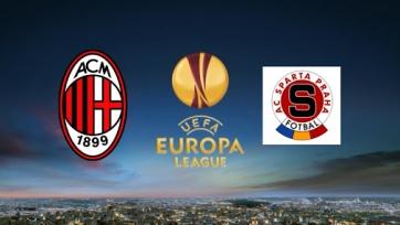 «Милан» – «Спарта» Прага. 29.10.2020. Где смотреть онлайн трансляцию матча