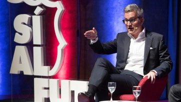 Фонт хочет вернуть Гвардиолу в «Барселону»
