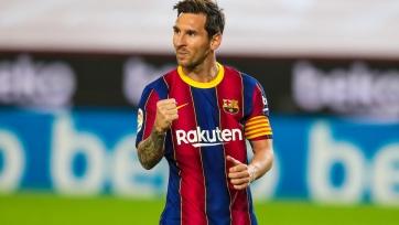 Месси вошел в топ-4 голеадоров в истории футбола