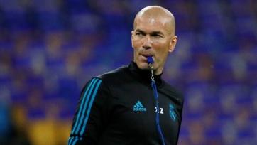 Зидан высказал мнение о вероятном создании европейской Премьер-лиги