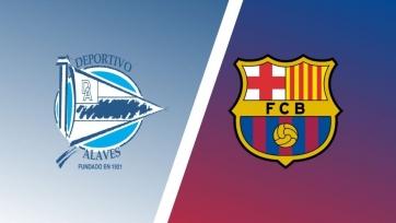 «Алавес» – «Барселона». 31.10.2020. Где смотреть онлайн трансляцию матча