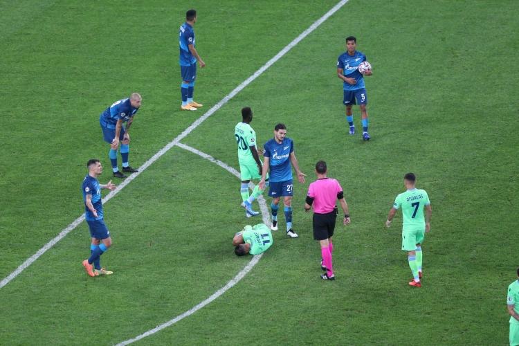 «Зенит» – «Лацио» – 1:1. Текстовая трансляция матча