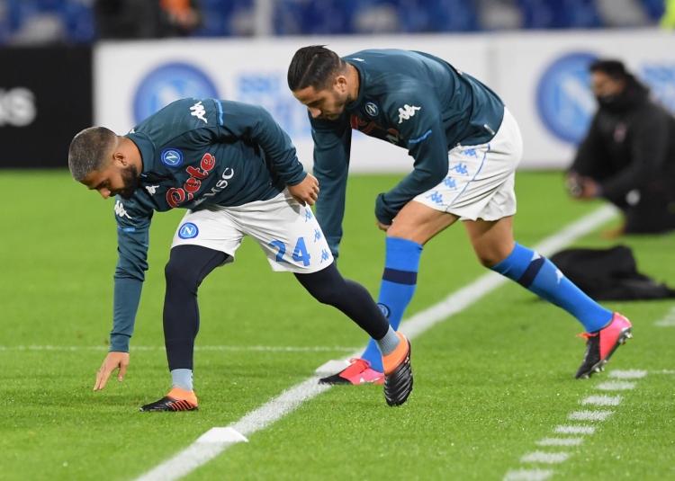 «Наполи» – «Милан» – 1:3. Текстовая трансляция матча