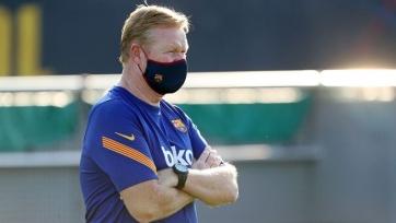 Куман: «Меня беспокоит, что «Барселона» набрала 2 очка из 12»