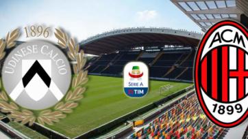 «Удинезе» – «Милан». 01.11.2020. Где смотреть онлайн трансляцию матча