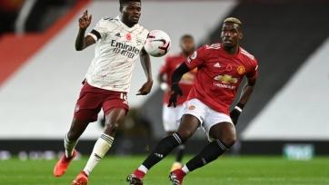 «Манчестер Юнайтед» - «Арсенал» - 0:1. Текстовая трансляция матча