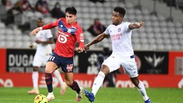 Чемпионат Франции. «Лилль» и «Лион» сыграли вничью, «Монако» разбил «Бордо»