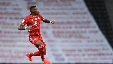 «Бавария» отозвала новое предложение контракта Алабе