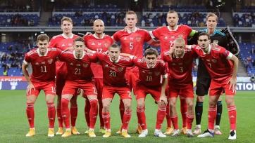 Назван состав сборной России на предстоящие матчи ноября