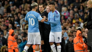 Два форварда «Манчестер Сити» вернулись к тренировкам
