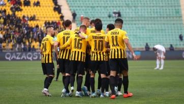 «Кайрат» досрочно стал чемпионом Казахстана
