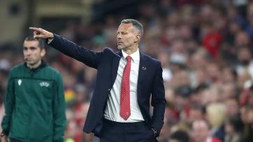 Гиггза временно отстранили от работы со сборной Уэльса