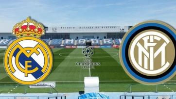 «Реал» - «Интер». Составы команд