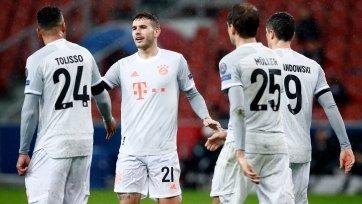 «Бавария» установила очередной рекорд Лиги чемпионов