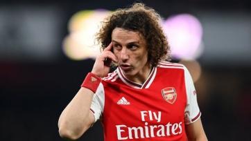 Давид Луис вернулся в общую группу «Арсенала»