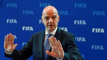 МОК просят исключить из своих рядов президента ФИФА Инфантино