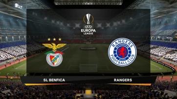 «Бенфика» – «Рейнджерс». 05.11.2020. Где смотреть онлайн трансляцию матча