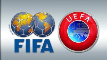 ФИФА может пересмотреть правило игры рукой по просьбе УЕФА